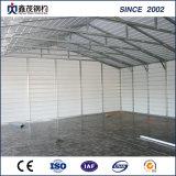Garage d'acciaio pre progettato della costruzione della costruzione dell'ampia luce