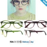 Frames van de Oogglazen van de Frames van Eyewear van de manier de Optische Populaire