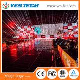Il colore completo P6mm impermeabilizza il segno esterno di SMD LED