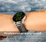 Telefoon van het Horloge van de band van het Horloge van de Greep van de magneet de Slimme met de Monitor van het Tarief van het Hart K88