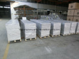 セメントの泡のパネルの壁が付いている鉄骨構造の倉庫