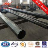 Puder, das 12m Stahldienstpolen Fasctory beschichtet