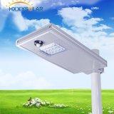 Resistente al agua Integrated Solar Luz LED para jardín/Calle 15W
