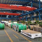 Enroulement d'acier inoxydable de l'AOD 201 de qualité