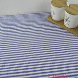 지중해 파란 시리즈 줄무늬 티 타올