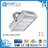 Ausgezeichnetes Wärmeableitung-Aluminium 5 Jahre der Garantie-LED Tunnel-Licht-