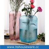 De Vierkante Vaas van de Vaas van het Glas van de kleur