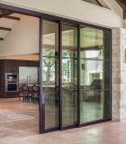 Innenstahlschiebetür-Stall-Eisen-Tür für Raum mit ausgeglichenem Glas
