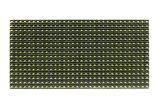 Mejor Precio P10 Panel de Display LED de color amarillo al aire libre