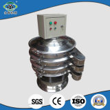 Tamiz vibratorio de la tapioca del polvo fino circular rotatorio chino del almidón