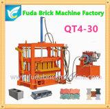 中国の小さい半自動ディーゼル油圧コンクリートブロック機械
