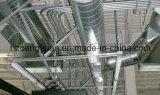 Feuillet en aluminium pour conduits d'air flexibles