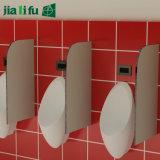 Verdeling van het Urinoir van het Toilet van de Verkoop van Jialifu de Hete Phenolic Waterdichte Mannelijke
