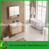Gabinete de banheiro quente da melamina do Sell com gabinete lateral