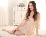 Les pyjamas sexy de vêtements de nuit des femmes Chiffon en gros de chemises de nuit