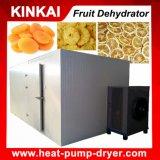 Tipo máquina industrial do secador de bandeja do grupo do desidratador da fruta