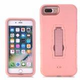 Neues Produkt-Handy-Deckel/Fall mit Standplatz für iPhone 6/7plus