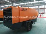 Nouveau style de marque l'exploitation minière Carrière Compresasor vis Diesel Portable Air/la construction de routes de la vis du compresseur d'air diesel