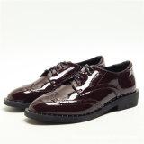 새로운 디자인 Shoes 편평한 마틴 둥근 맨 위 숙녀