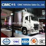 La Cina brandnew Isuzu Giga V61 4X2 Van Cargo Truck con il motore di Isuzu