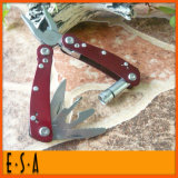 2015 Hot Sale Outils en acier inoxydable couteau, pince en acier inoxydable de pliage multifonction, prix bon marché Mini pince de pliage T38A002