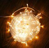 De hete LEIDENE van de Verkoop Lichte Batterij van Kerstmis stelde de Koele Witte Lichten van de Fee in werking