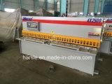 Harsle 최신 판매: QC12y 시리즈 디지털 표시 장치 유압 그네 광속 Sheaing 기계