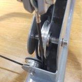 Macchina incline del piedino della strumentazione di forma fisica di ginnastica della costruzione di corpo di macchina di concentrazione