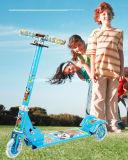 도매 접히는 Absob 충격적인 아이 스쿠터 3 바퀴 걷어차기 스쿠터