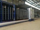 máquina de lavar de vidro vertical elevada de 2800mm, máquina de vidro da arruela
