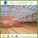 Het gegalvaniseerde Industriële Plan van de Bouw van de Garages van de Bouw van het Frame van het Staal