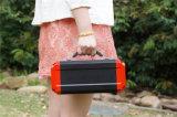 Carregador de bateria solar do gerador de potência do lítio com painel solar