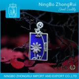 Serie Pendant della margherita dei monili del Lazuli di Lapis dell'argento sterlina di stile cinese 925