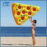 قابل للنفخ سب كبيرة برمة بيتزا شكل قابل للنفخ برمة عوّامة