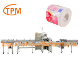 Seidenpapier-Rollenverpackungsmaschine-Toilettenpapier-Maschine