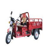triciclo eléctrico del carro del cargo de la rueda del híbrido tres del comienzo 110cc