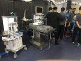 Machine d'anesthésie vétérinaire de l'équipement hospitalier dm6a