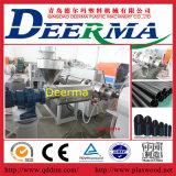 L'extrusion de tuyaux en polyéthylène haute densité de la machine / ligne extrusion de plastique