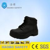 Мужчин промышленный производитель защитную обувь из натуральной кожи