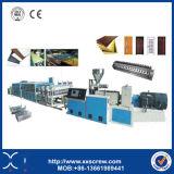 Machine/extrudeuse de panneau de mousse de WPC Machine/PVC