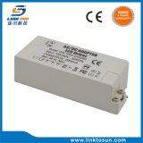 alimentazione elettrica di 48W 24V 2A LED per le strisce del LED con la certificazione del FCC RoHS del Ce