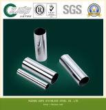 Tubulação de aço inoxidável soldada 304L do fabricante ASTM