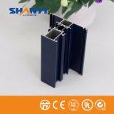 Perfil de alumínio energy-saving do indicador do Casement da isolação e do alumínio do perfil da extrusão da porta