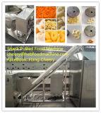 Het Industriële Aangepaste Goedkope Snack Gepufte Voedsel die van China Machine maken