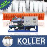 20 Toneladas/día Gran Capacidad Industrial Máquina de Hielo en Bloque para Construcción Ingeniera (MB200)