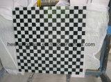 verre Tempered de places noires et blanches de 10mm avec le certificat de ccc