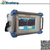 Appareil de contrôle partiel portatif de débit de matériel avancé du prix bas Hzpd-9109