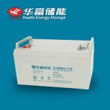 la valve de 12V 110ah a réglé la batterie de gel