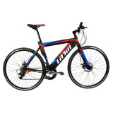Bicicleta el competir con de camino de la aleación de aluminio del fabricante 16-Speed de China