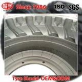 Deux pièces en acier 12.00-20 pneu radial du moule pour pneu bulldozer